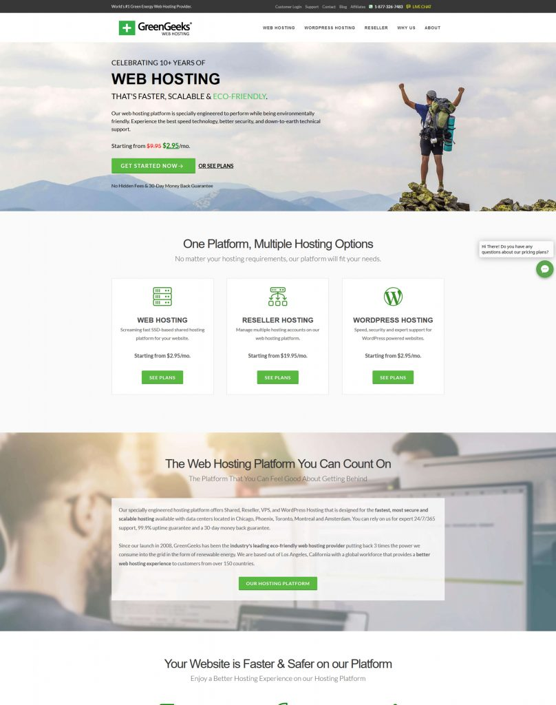 Greengeeks-best-green-managed-wordpress-hosting