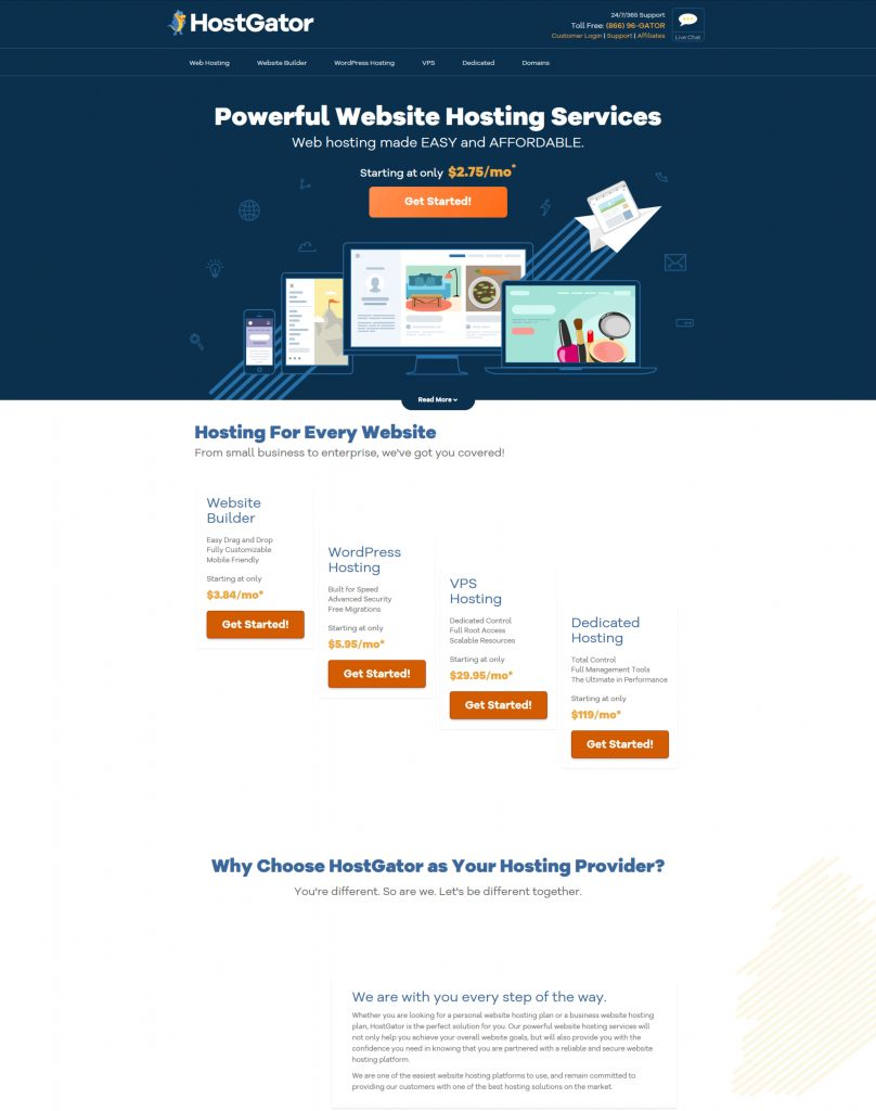 HostGator-top-managed-wordpress-hosting