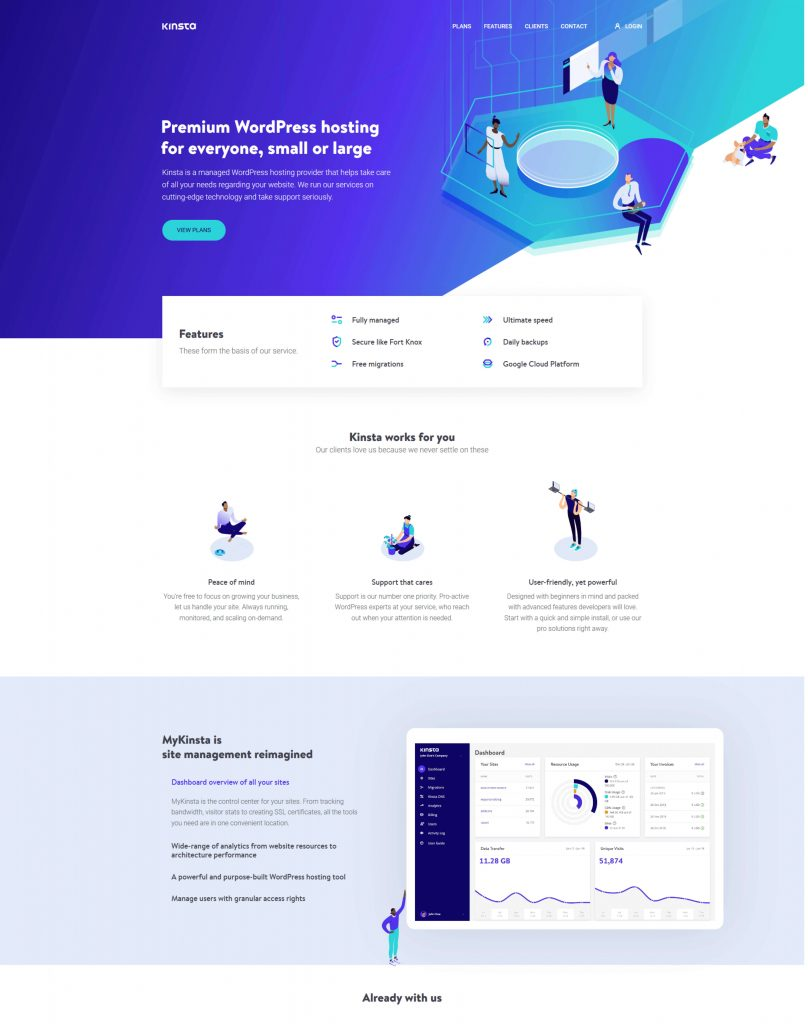 kinsta-managed-wordpress-hosting
