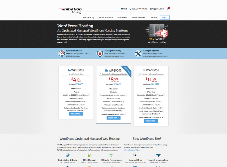 fastest-WordPress-hosting