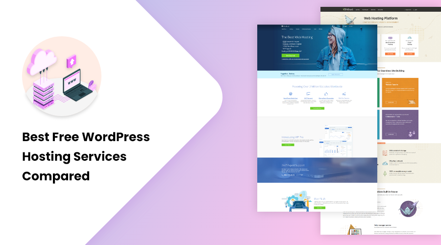 Best Free WordPress Hosting Services