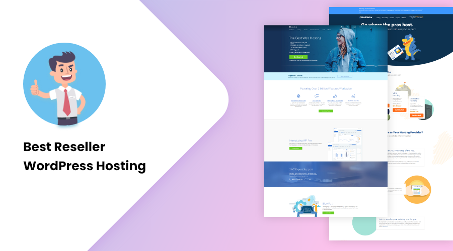 Best Reseller WordPress Hosting