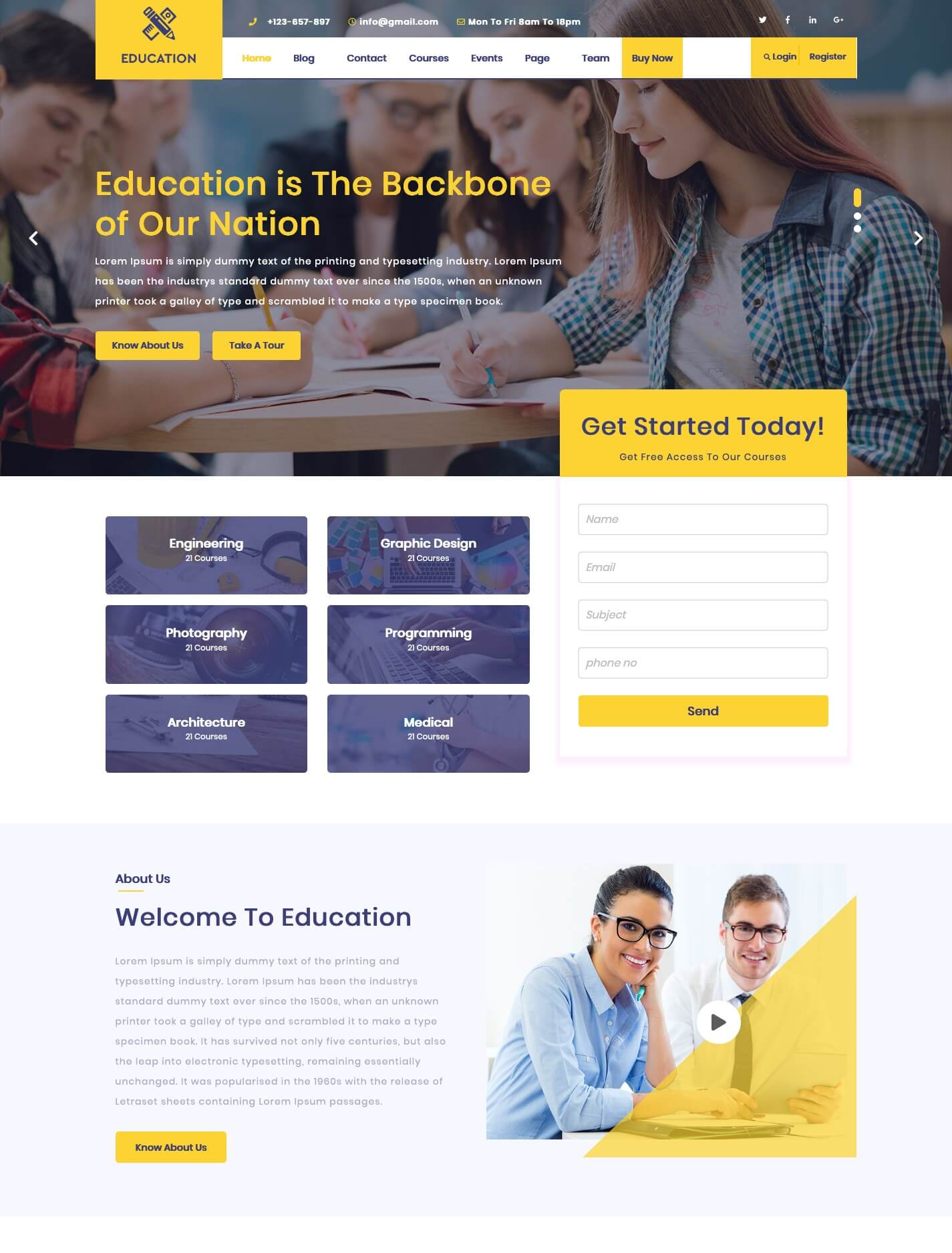 Iqra Education Pro