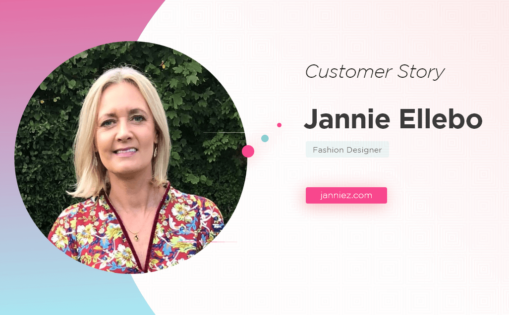 Customer Stories: Jannie Ellebo