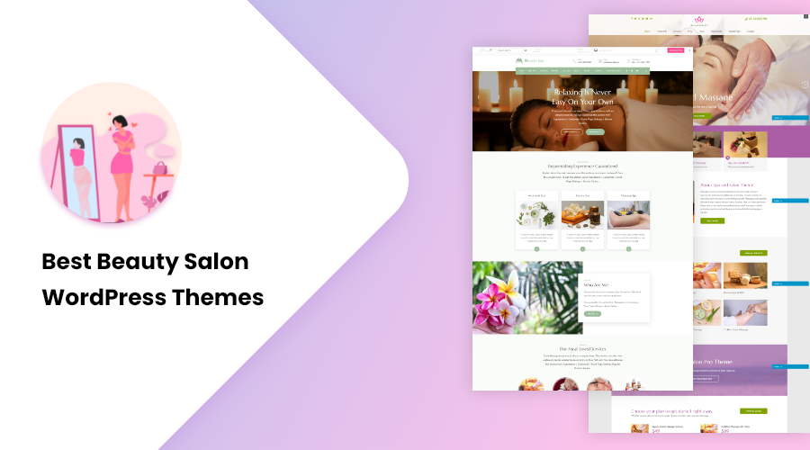 Best Beauty Salon WordPress Themes