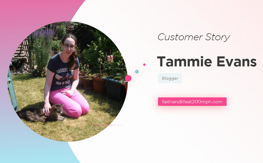 Customer Stories Tannie Evans