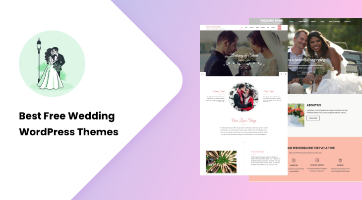 Best Free Wedding WordPress Themes