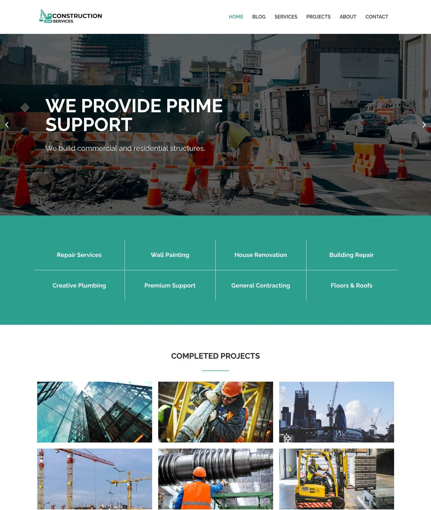 Construction Firm