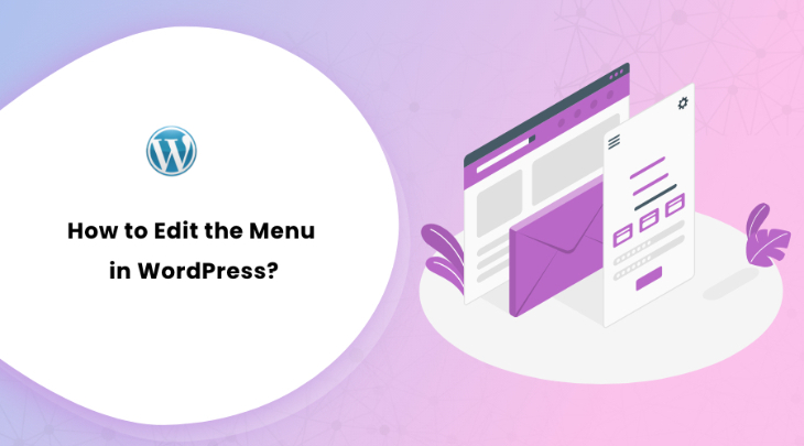 How to Edit the Menu in WordPress