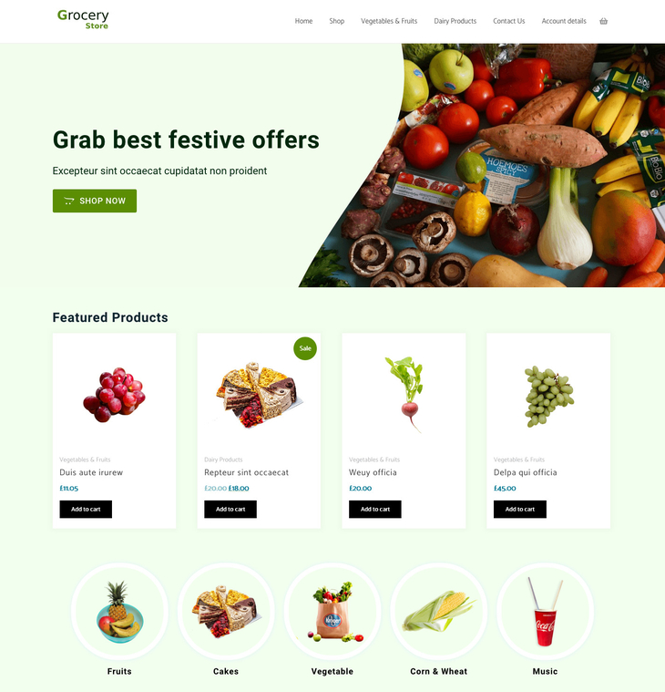 Zita WordPress Theme